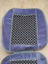 Wooden Bead Seat Cover