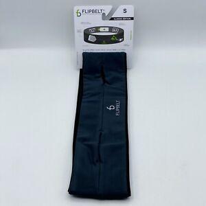 FlipBelt Classic Running Belt Size Small Color Carbon