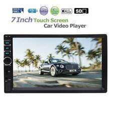 Car Stereo Double 2Din 7 Inch Capacitive Touchscreen No Multimedia Player DVD CD