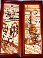Enesco Wooden Picture Frames Set of 2