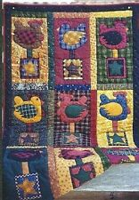 Meme's Quilts - Roostin Roosters Pattern FREE US SHIPPING