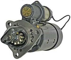 NEW 7.8KW STARTER MOTOR FITS MACK TRUCK GRANITE LE MC MH MR R RB RD RL 10461358