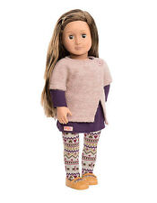 Our Generation - Karmyn Puppe 46 cm mit Herbstoutfit