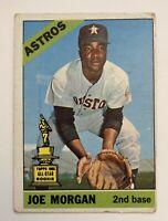 1966 Topps Joe Morgan Houston Astros #195 Baseball Card
