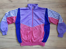 PUMA! track jacket sweatshirt zip top! vintage old retro! 5,5/6 ! L - adult@