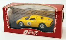 Best 1/43 Scale Model Car 9452 - Ferrari 250 LM - SPA 1965 J.C.Franck