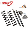 For FORD FOCUS MK2 05-14 REAR SHOCK ABSORBERS, COIL SPRINGS & TOP MOUNTING KITS