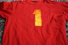THE BEATLES NO 1 RARE PROMOTIONAL ONLY RECORD COMPANY 'T SHIRT FROM 2000