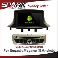 "7"" ANDROID C-T  GPS DVD SAT NAV IPOD BT NAVIGATION FOR RENAULT MEGANE III S"