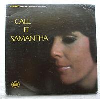 Samantha Jones 1967 Ascot Stereo LP Call It Samantha  Northern Soul