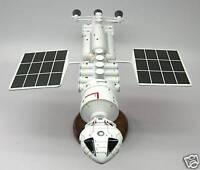 Meta-Probe Space 1999 Handcrafted Spacecraft Wood Model Regular New