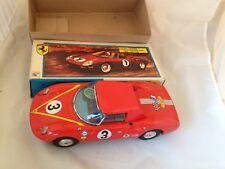 ATC 5558 Ferrari Berlinetta 250 Le Mans Blechspielzeug Auto im Originalkarton