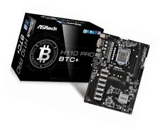 ASRock H110 Pro BTC + - ATX Scheda madre per Intel Socket CPU 1151