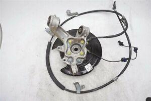 15 16 Honda CR-V 5-DOOR 2.4L REAR PASSENGER SPINDLE KNUCKLE 52210-T1W-A00