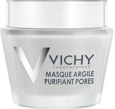 Vichy Mineral Pore Purifying Clay Mask Skin Treatment Hypoallergenic 75ml New