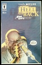 Hell and Back, Sin City Love Story #2 (Dark Horse Comics) Comic, Frank Miller Nm
