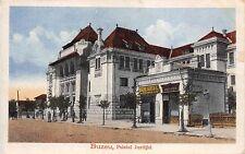 B76405 Romania Buzau Palatul Justitiei Croitorie Magazin Articole Agric