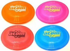 Hero Disc USA Atom 185 Soft Dog Disc Mid Size - Puncture Resistant Dog Frisbee