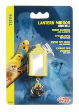 Lantern Mirror W/ Bell,  by Living World