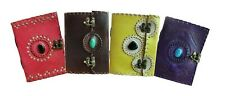 Leather Journal Handmade Vintage Diary Blank Notebook Book Notebook Lot of 4
