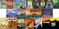 Avalon Hill European Theatre World War II Games Reference Collection 2-DVD Set