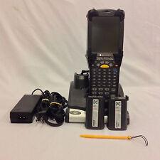 Symbol Motorola Mc9090-Gj0Hjefa6Ww Lorax Windows Mobile Barcode Scanner & Extras