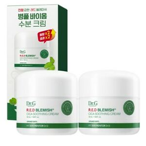 Dr.G Red Blemish Cica Soothing Cream 50ml x 2ea