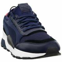 Puma RS-0 Core Lace Up Sneakers  Casual    - Navy - Mens