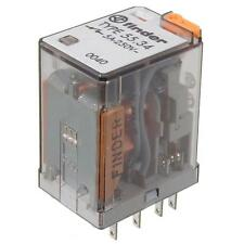 F5534.8-230 Industrie-Relais 230V~ 4xUM 17000 Ohm 250V~/ 7A Finder 55.34.8.230