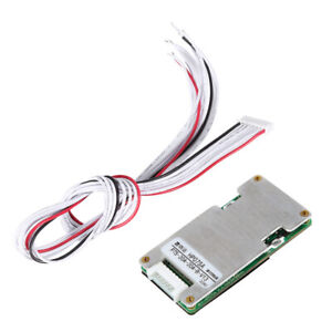 24V 20A 7S Lithium Li-ion 18650 Battery BMS Protection Board with Balancing