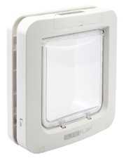 SureFlap Microchip Pet Door - With Curfew Control - Larger Cats & Small Dogs