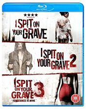 I Spit On Your Grave/I Spit On Your Grave2/I Spit On Your Grave3 (Blu-ray) [DVD]