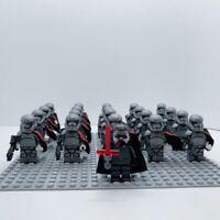 20x Captain Plasma Storm Troopers Mini Figures (LEGO STAR WARS Compatible)