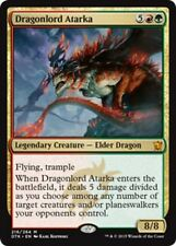 Dragonlord Atarka x4 PL Magic the Gathering 4x Dragons of Tarkir mtg card lot