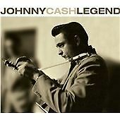 Johnny Cash:Legend CD Inc.Ring Of Fire,Sixteen Tons & Orange Blossom Special-NEW