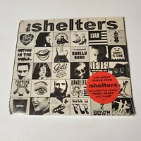 NEW The Shelters 2006 Debut ST CD Band Warner Rock and Roll Band Music Album oop