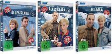 10 DVDs + 1 BONUS DVD * ALLES KLARA - STAFFEL 1 - 3 IM SET # NEU OVP ^