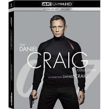Blu-ray Neuf - James Bond 007-La Collection Daniel Craig : Casino Royale + Quant