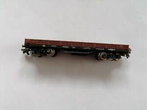 Rokal Spur TT - vierachsigen Güterwagen offen - alt