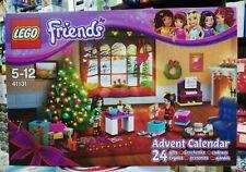 41353 LEGO FRIENDS 2018 Calendario Avvento 24 porte per aprire 500 PEZZI età 6 anni