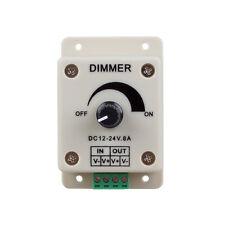 PWM Dimming controller per luci a LED, Ribbon, Strip, 12 - 24 Volt (12V - 2 L5C6