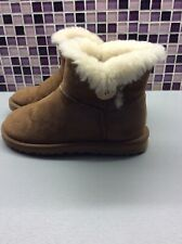 Ugg Mini Bailey Boots Very Good Condition Size 4.5