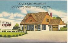 Harp and Kettle Cheesehouse in Madison WI Postcard