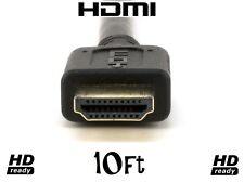 Premium HDMI Cable 6ft 10ft 15ft 25ft 30ft 50ft 75ft 100ft Gold For HD TV lot Us