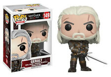 Pop! Games: The Witcher - Geralt FUNKO #149