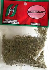 Therbal West Indian Food Products Rosemary .75oz pack of 12