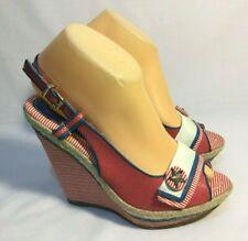 Cotton Upper Heels W for sale | eBay