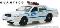 "2003 Ford Crown Victoria Police Interceptor ""Quantico"" 1/64 by Greenlight 44830F"