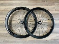 Enve 4.5 SES G2 Clincher Wheelset Chris King R45 Black Hubs, Shimano/SRAM