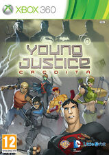 Young Justice Legacy XBOX 360 IT IMPORT NAMCO